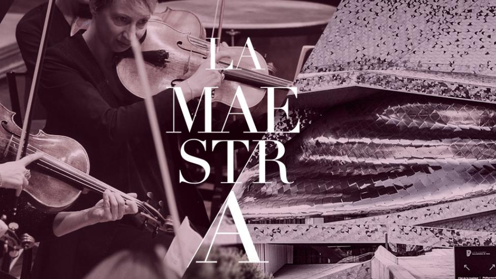 , Joven pasa vender fruta en su pueblo a dirigir una orquesta en París