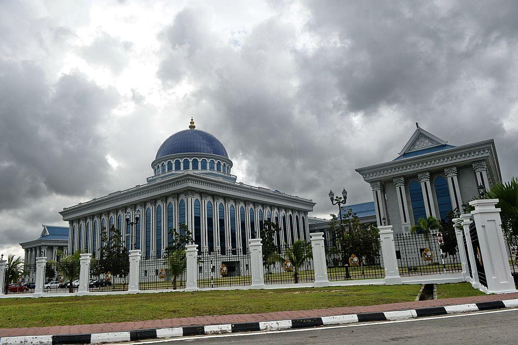 здания в Брунее