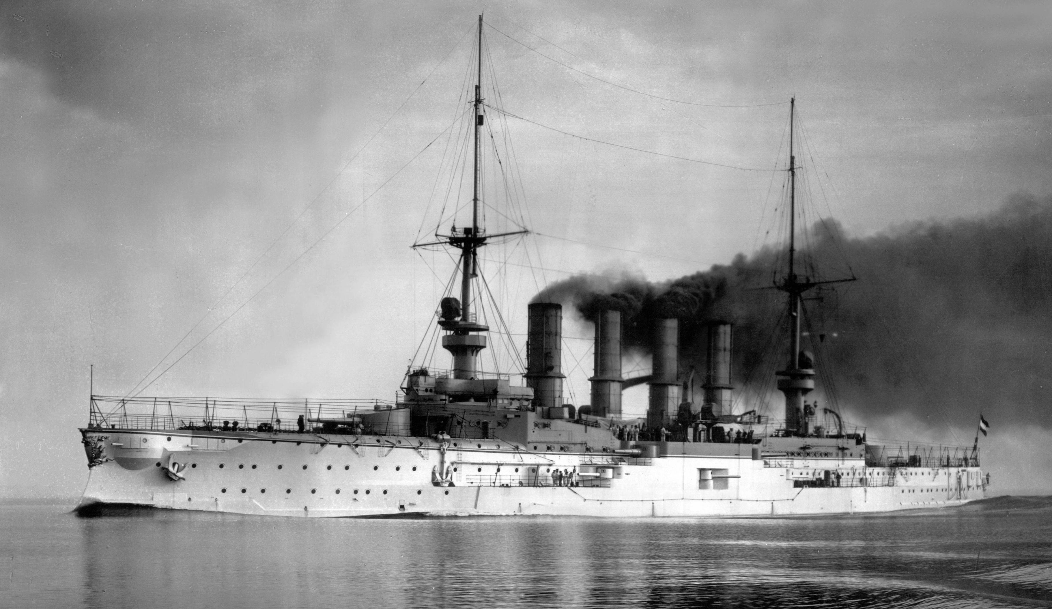 WW1 Archaeology shock: German battleship sunk by British Navy found near Falklands
