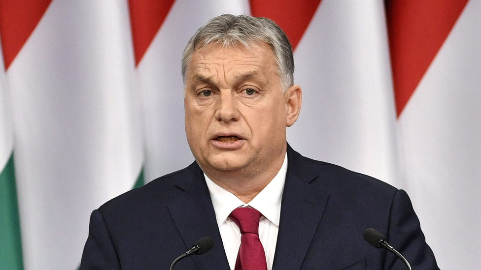 Viktor Orban, Hungary PM