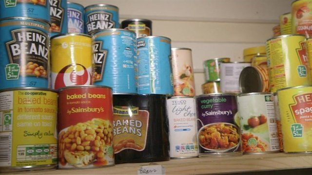 Food Bank stock