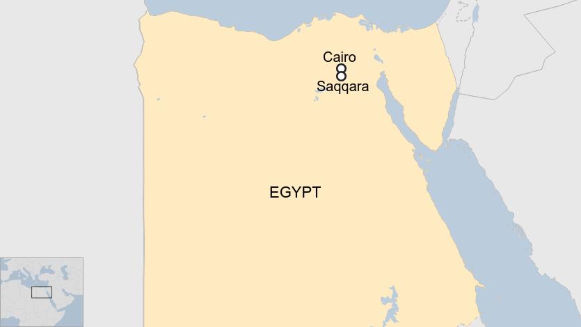 В Египте показали мумии животных, обнаруженных в прошлом году