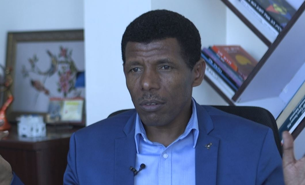 in_pictures Haile Gebrselassie