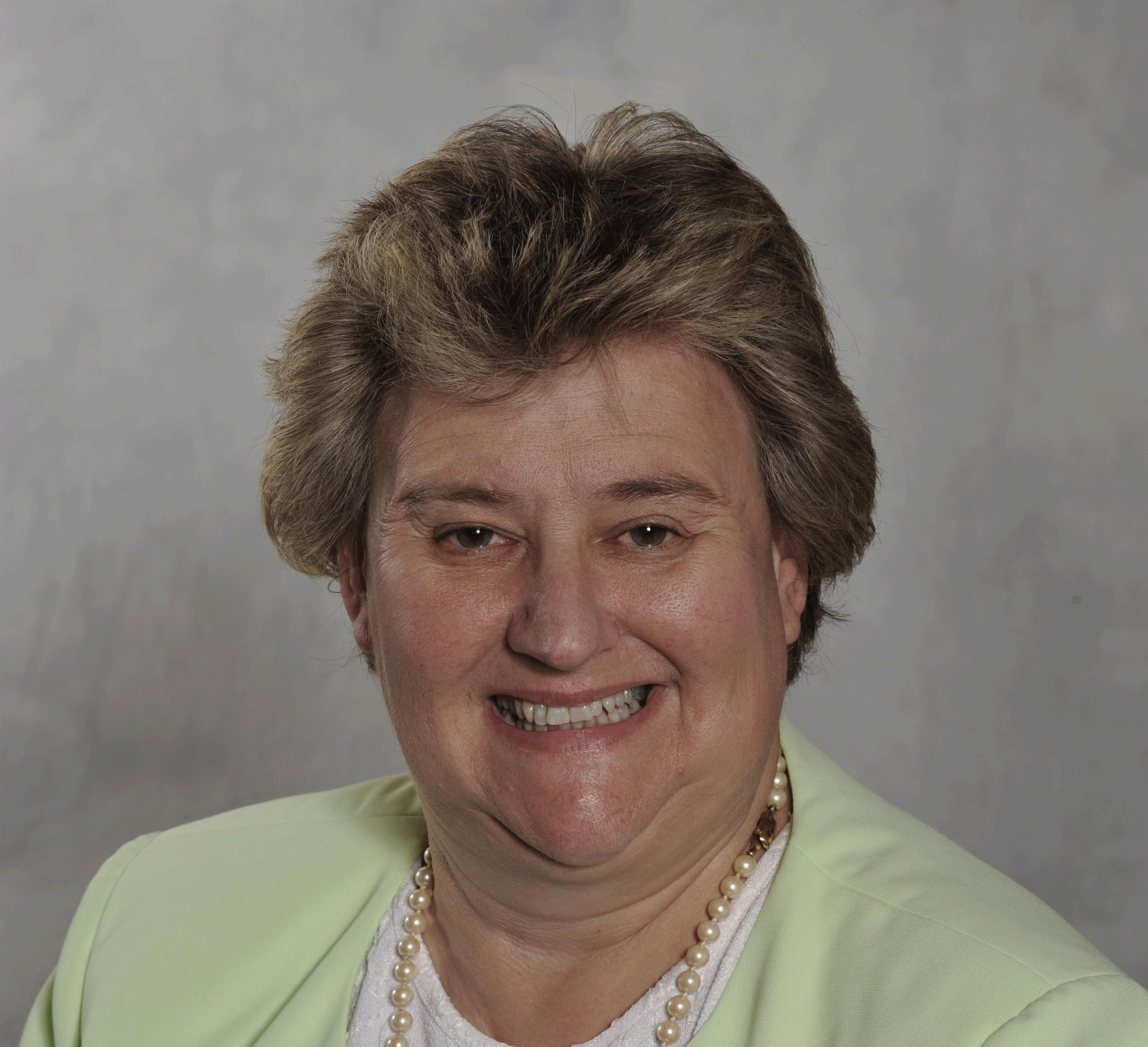 Portrait of Heather Wheeler, foreign office minister.