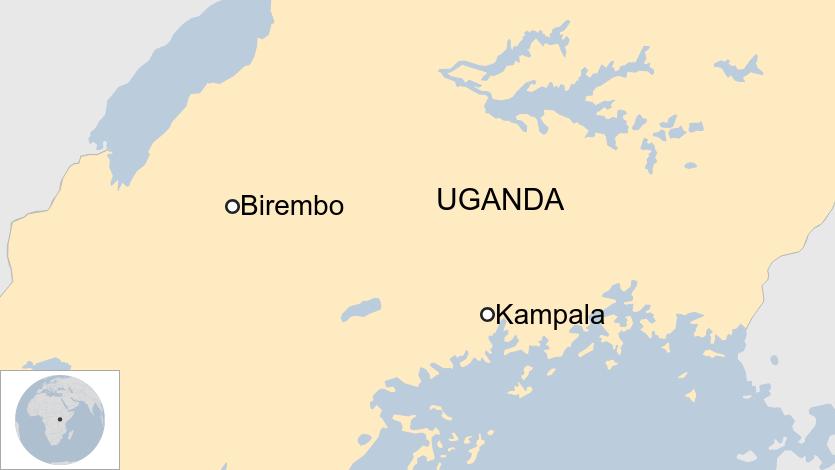 Uganda's Yoweri Museveni on six-day march through jungle