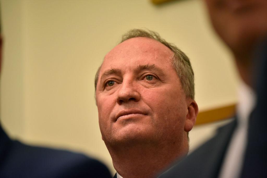 Barnaby Joyce MP