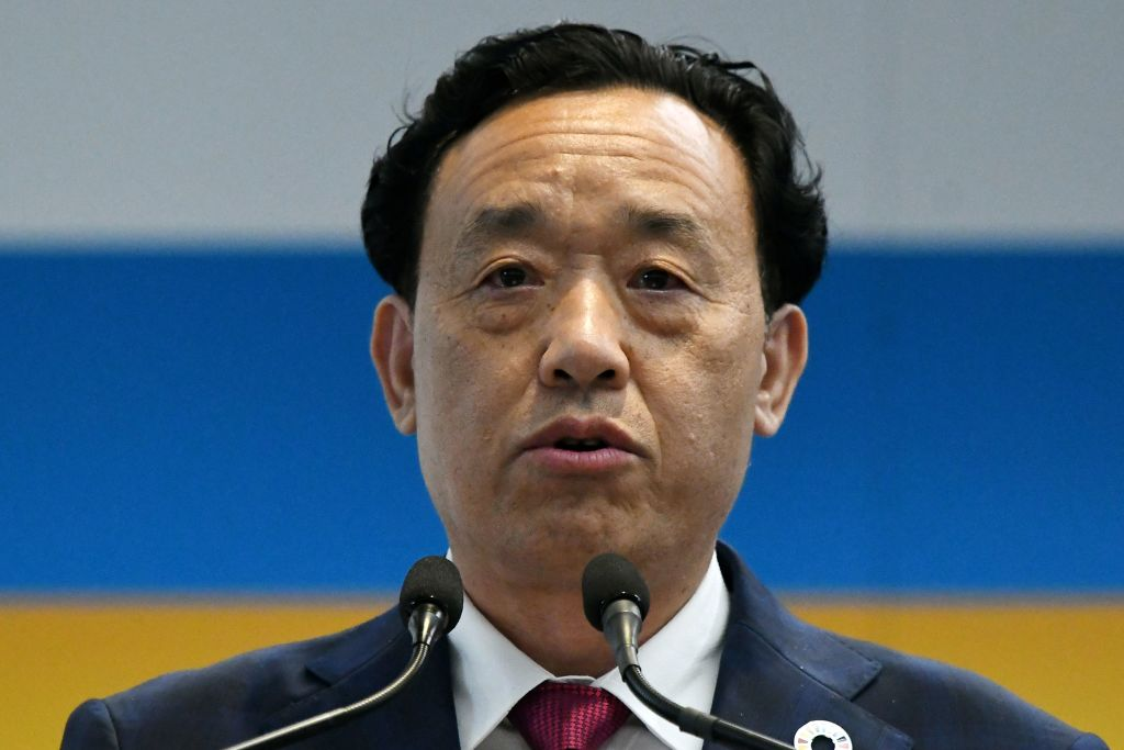 UN official Mark Lowcock