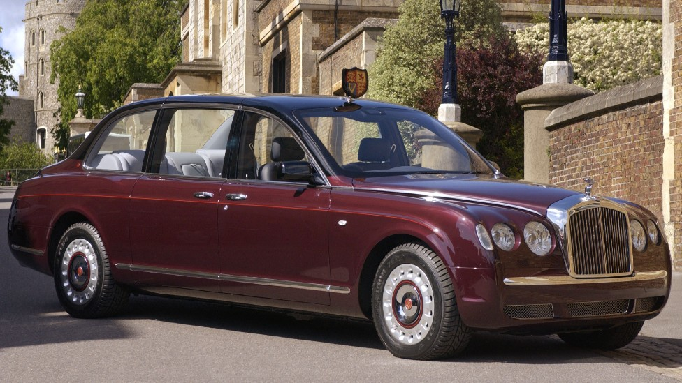 State Bentley Limousine