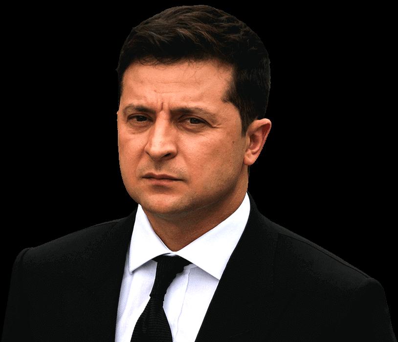 Photo of Ukraine President Zelensky