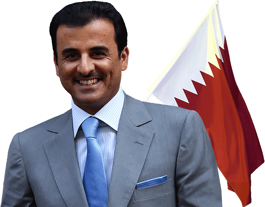 Picture of Qatar's flag