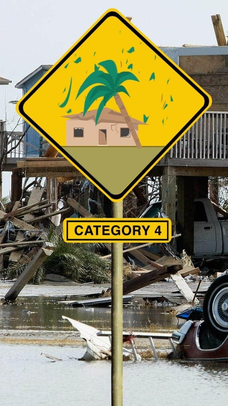 US storm leaves 'implausible destruction'