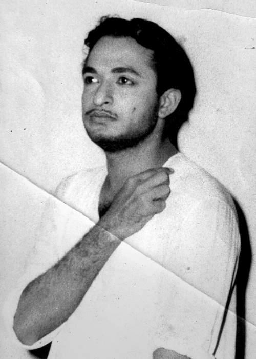 Raj as a young man
