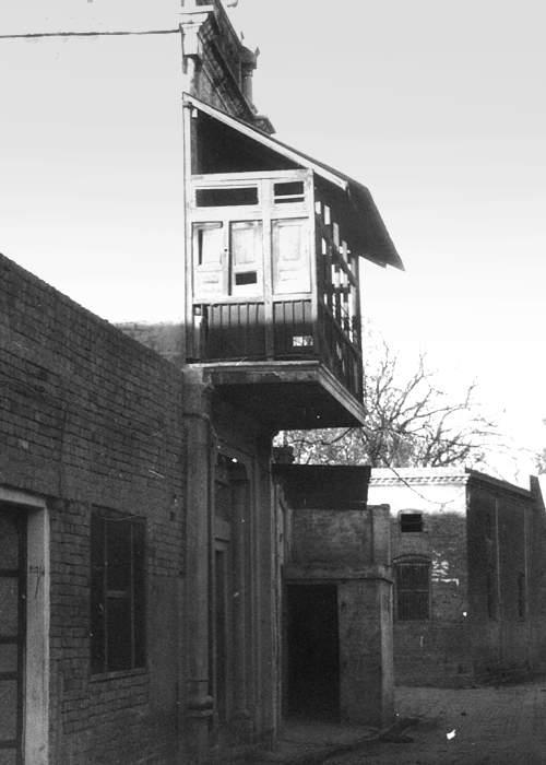 Gurbakhsh's childhood home