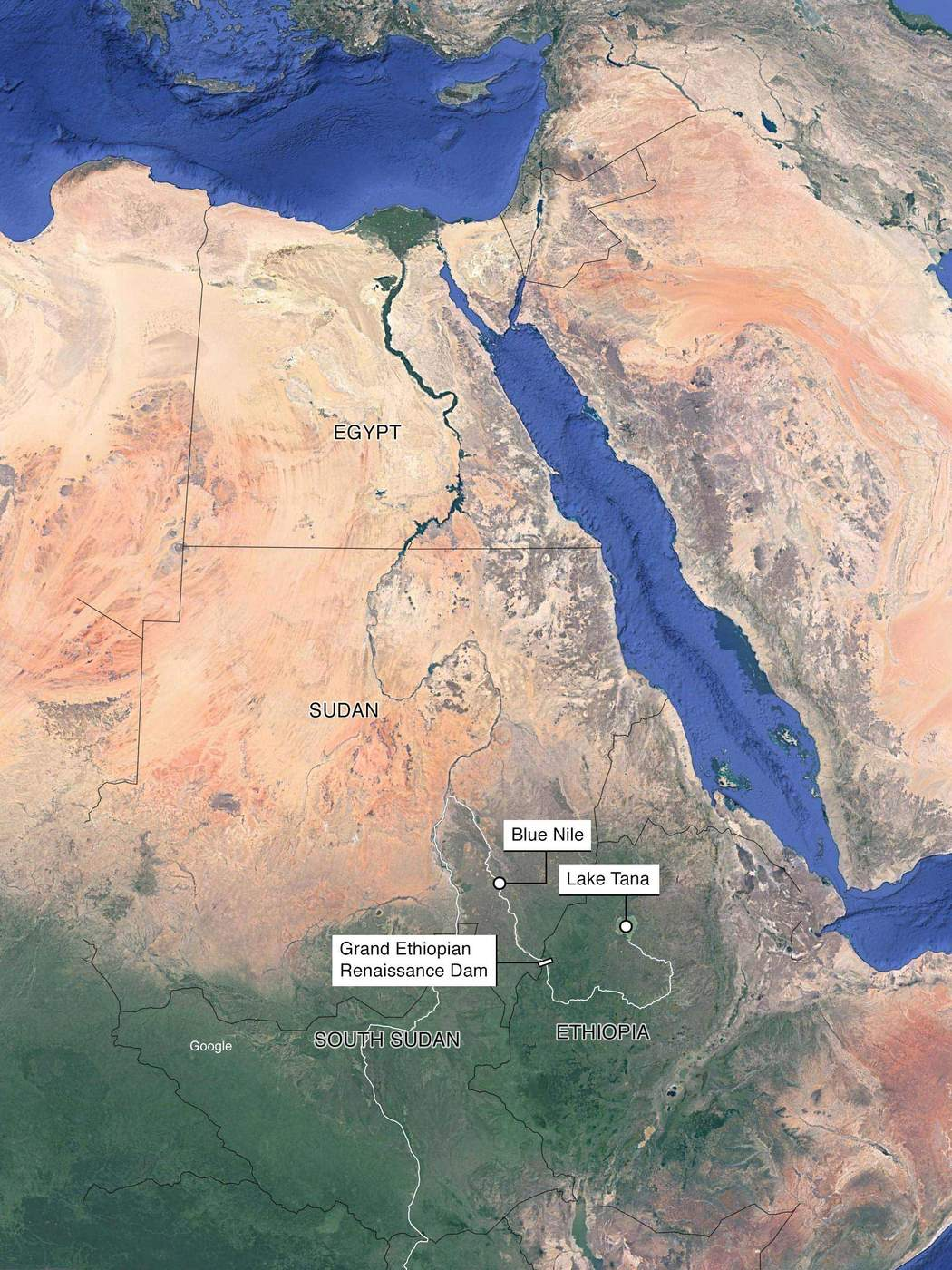 Death Of The Nile BBC News - World map the nile river