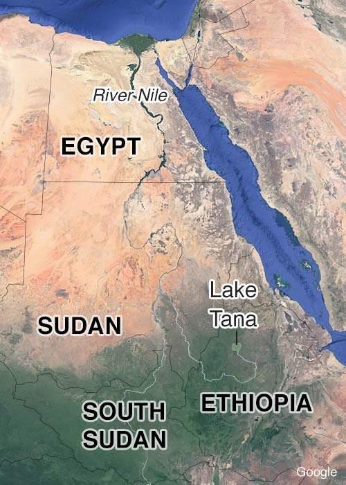 Death of the Nile  BBC News