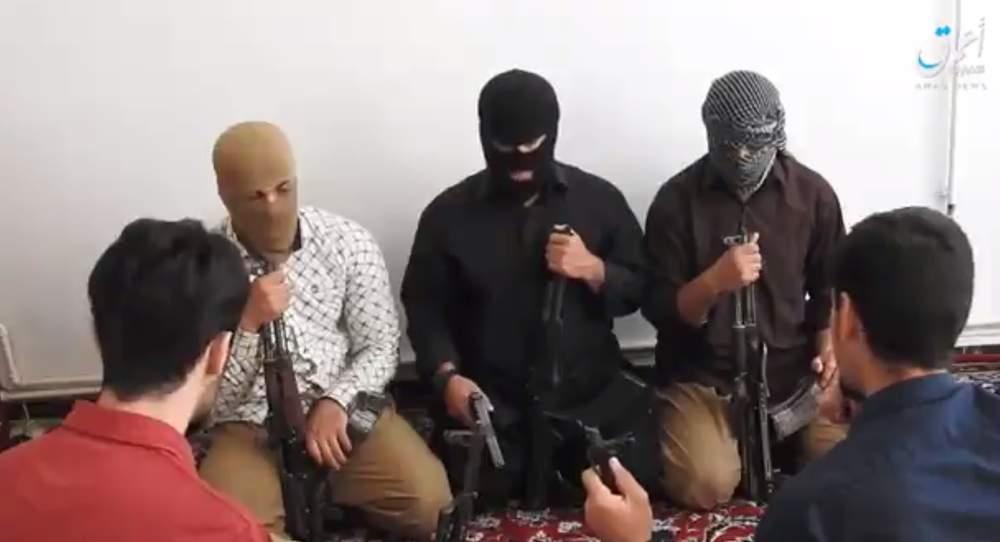 تصویرهایی که داعش از پنج مهاجم حمله تهران منتشر کرد