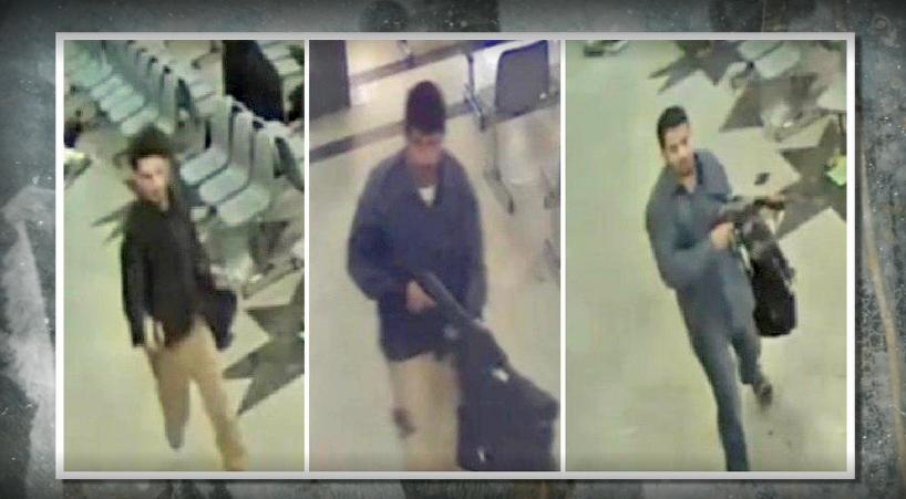 تصویرهایی که ایران از سه مهاجم داعش به ساختمان مجلس منتشر کرد