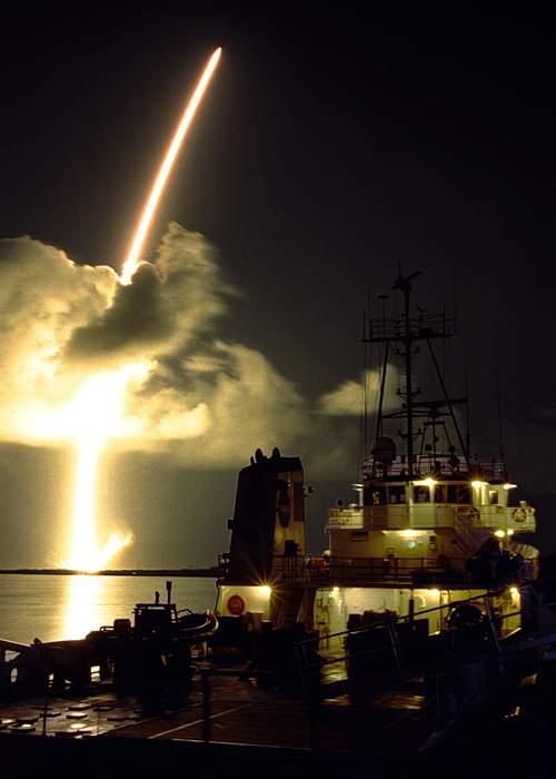 Titan IV launch(Nasa)