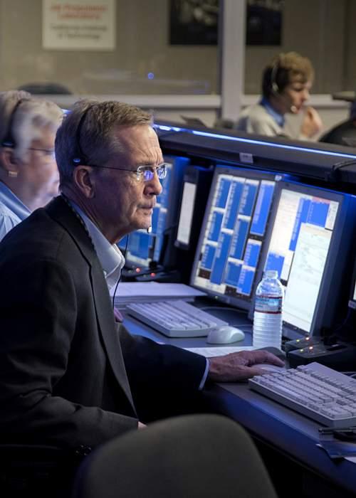 Earl Maize of Nasa's Jet Propulsion Laboratory(Nasa)