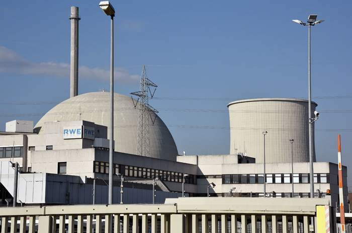 The owners of this German nuclear power station are seeking damages following the decision to close it