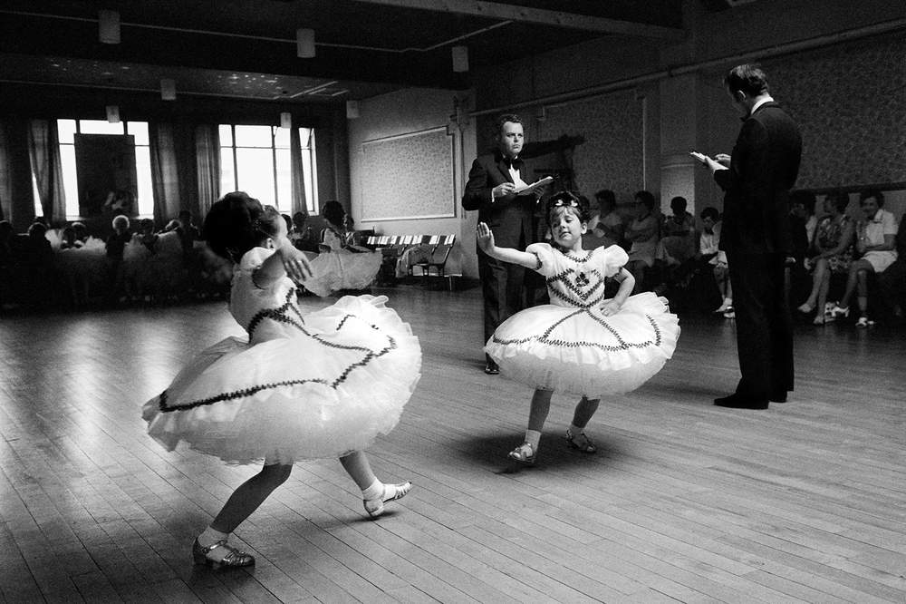 Jnr Wales ballroom dance championships, Bargoed 1973, Hurn