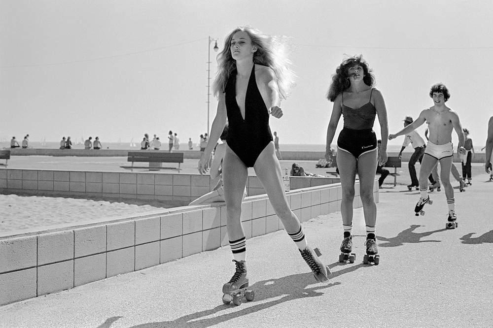Hurn's Rollerblading, Venice Beach, 1980