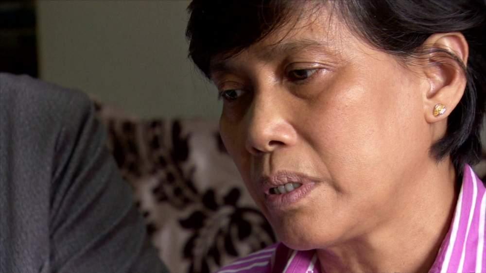 Nenita Bungay hopes her friend died peacefully in her sleep