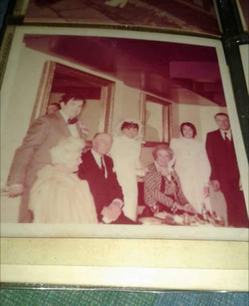 A photo of Ligaya's wedding