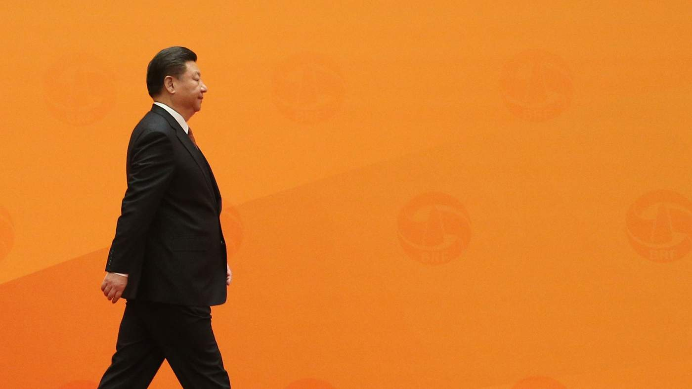 the thoughts of chairman xi bbc news