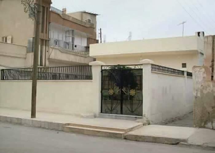 خانه عبید قبل از بمباران