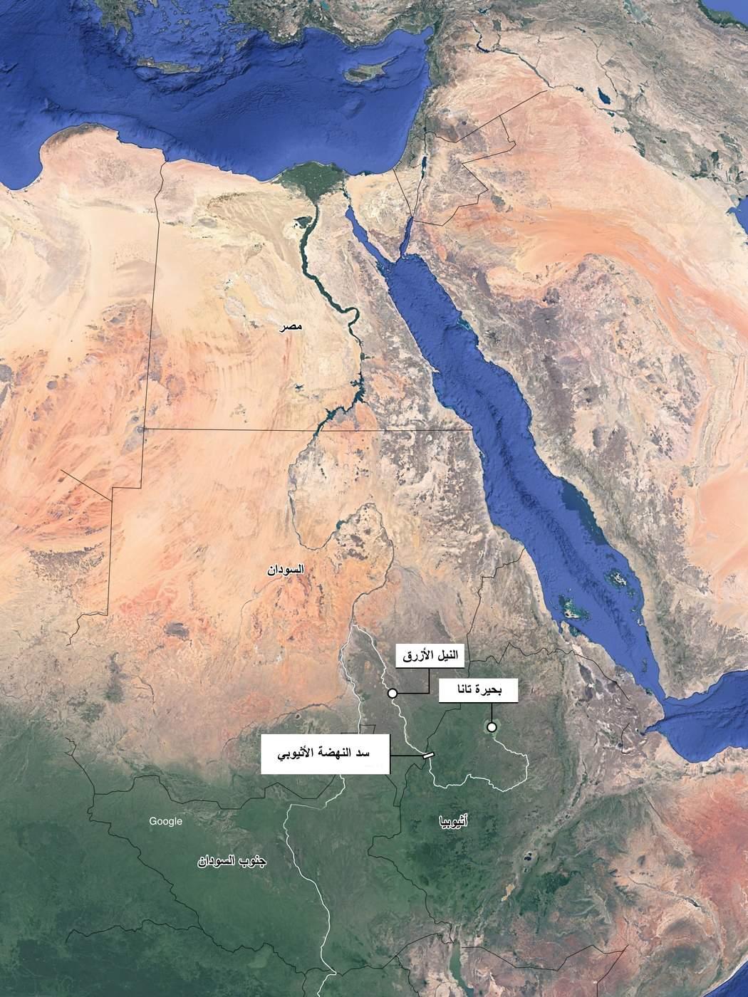 موت نهر النيل Bbc Arabic