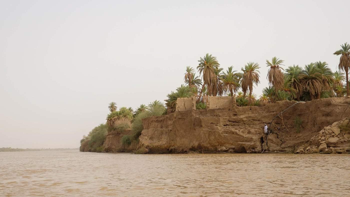 ملف سد النهضة  Nile_pump_sudan_1920-mr_yl3ckin