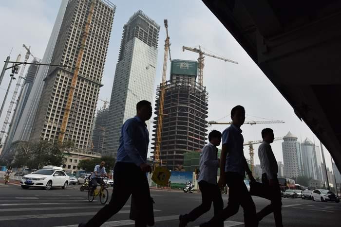 Trung Quốc đang trên đường trở thành nền kinh tế hàng đầu thế giới