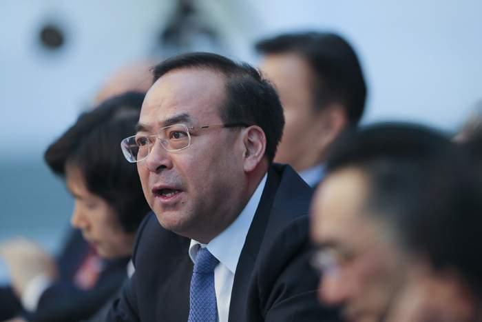 前政治局委员孙政才被开除出党