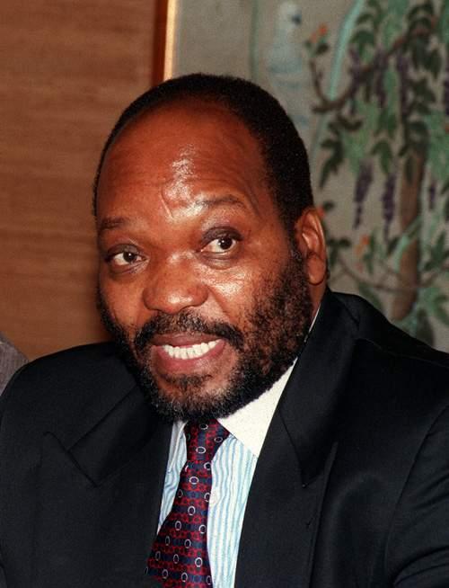Jacob Zuma in the 1990s