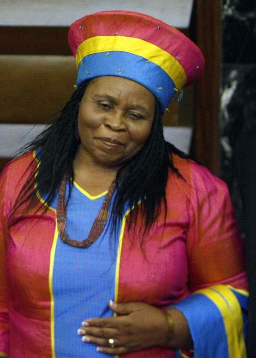Gertrude Sizakele Khumalo (m. 1973)