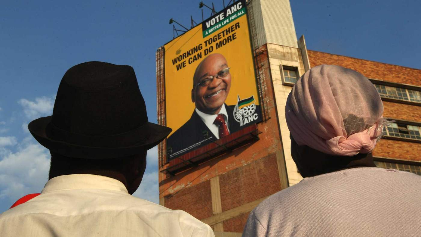 The trials of Jacob Zuma - BBC News