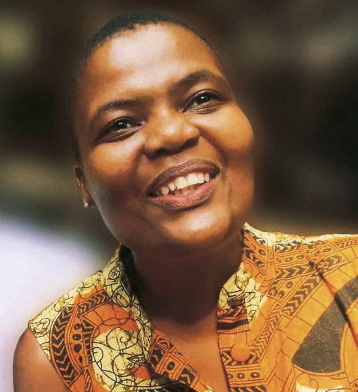 """Fezekile """"Khwezi"""" Kuzwayo accused Jacob Zuma of raping her"""