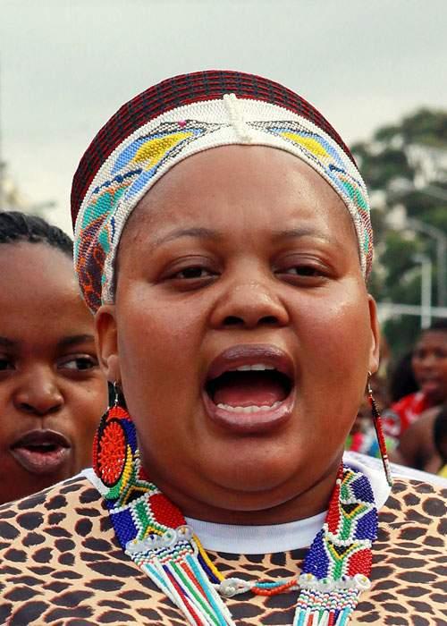 Nompumelelo Ntuli (m. 2008)