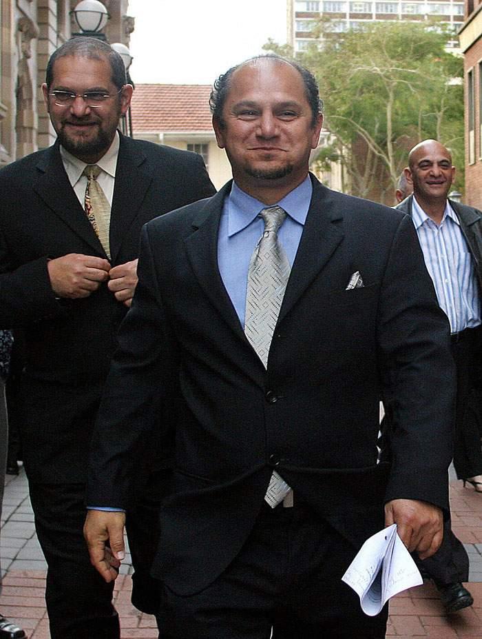 Schabir Shaik at his 2005 trial