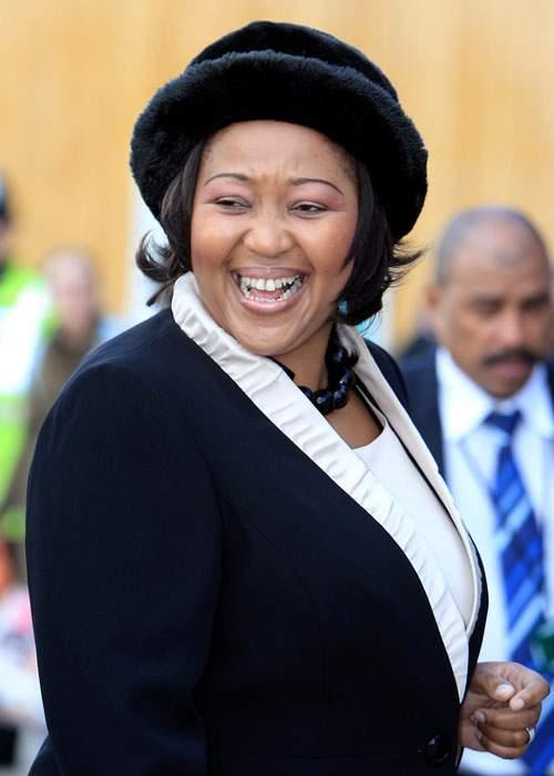 Thobeka Stacy Mabhija (m. 2010)
