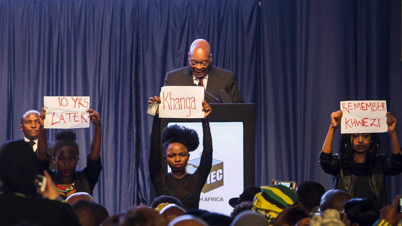 Zuma demands to know if Khwezi was paid by NPA to open case