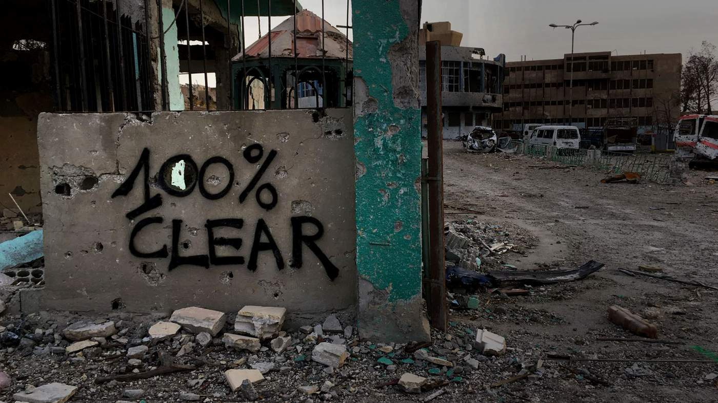 Raqqas Dirty Secret Bbc News