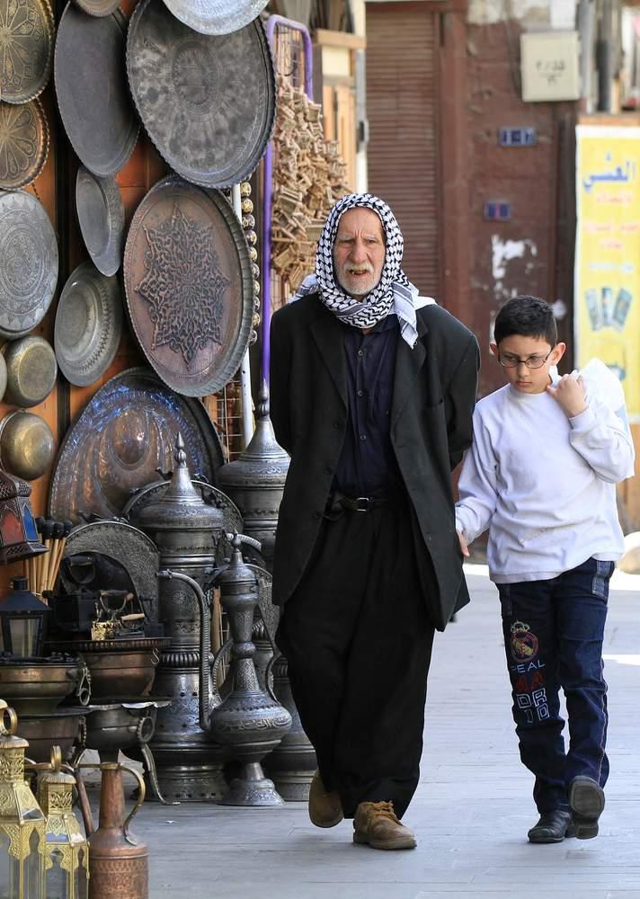 دمشق 2012LOUAI BESHARA\/AFP\/GettyImages