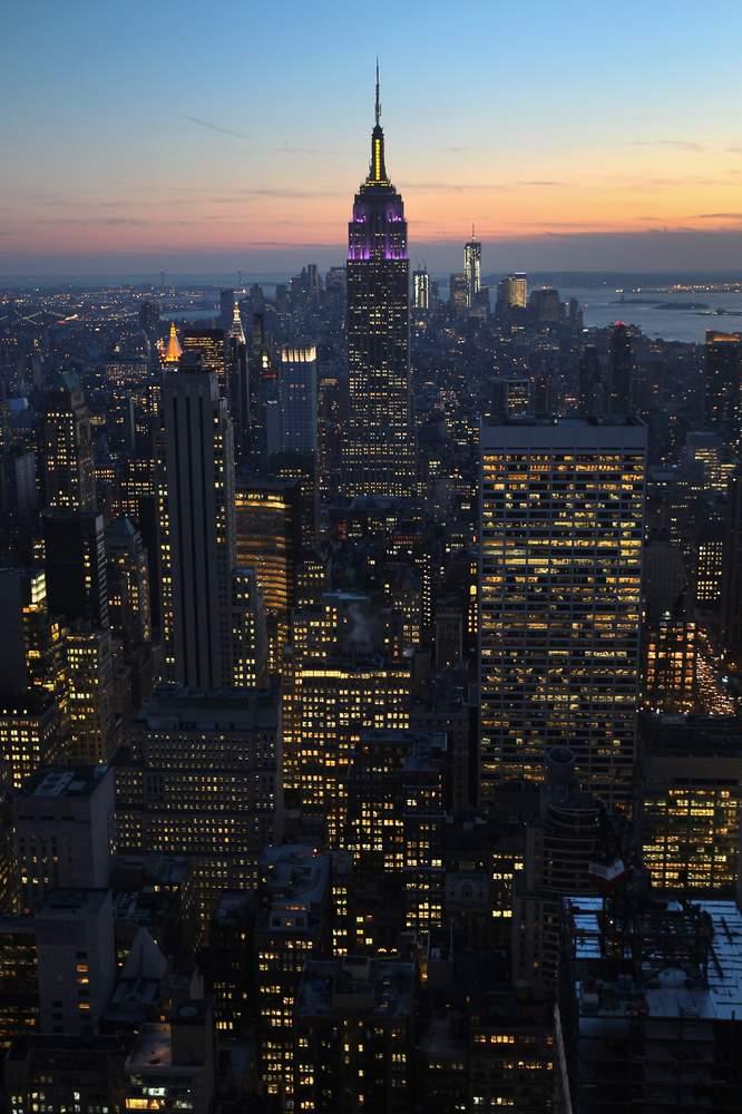 نيويورك 2012John Moore\/Getty Images