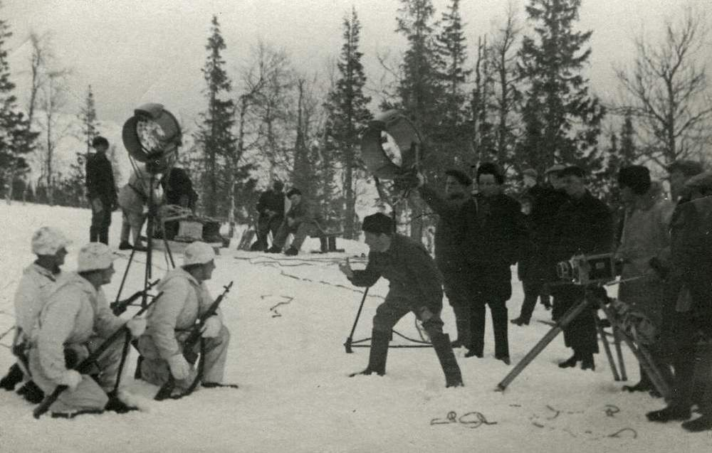Kivorsk was frequently used as film location