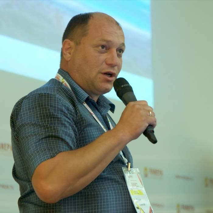 Aleksey Panin - Mayor of Sherlovaya Gora