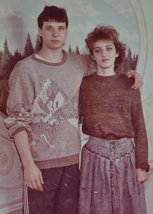 Gennady and Tatiana Shchepalkin