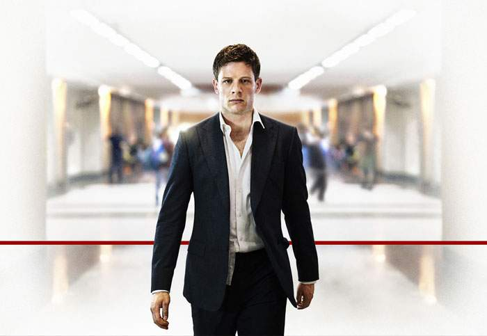 James Norton stars in McMafia, the drama based on Misha Glenny's 2008 non-fiction book exploring global crime networks. The series is on Sunday at 21:00 GMT on BBC One.
