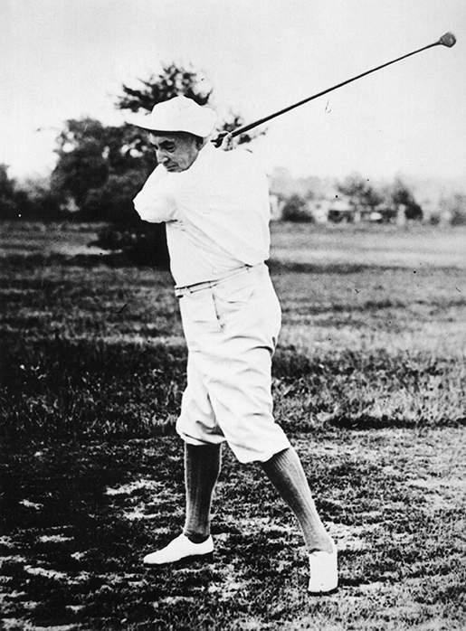 В 1925 году в Сан-Франциско было открыто поле для гольфа, названное в честь Уоррена Гардинга